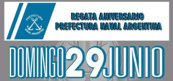 Regata Aniversario Prefectura Naval Argentina