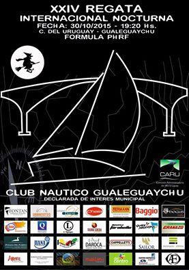 Afiche nocturna 2015