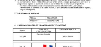 Instrucciones Regata Vuelta de Almiron (modificada)