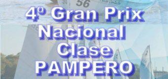 4º Gran Prix Nacional Clase Pampero