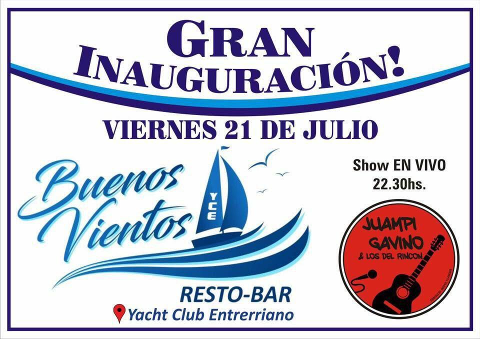inauguracion bar yce