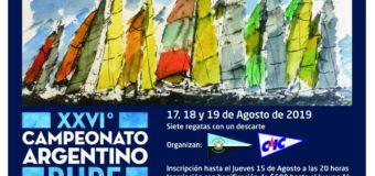 XXVI Campeonato Argentino PHRF