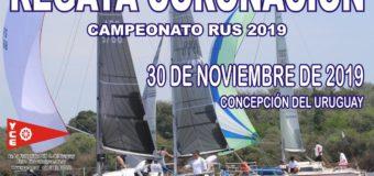 Regata Coronación Rio Uruguay Seguros RUS 2019